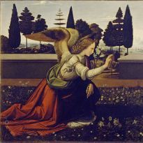 Leonardo da Vinci Annunciazione