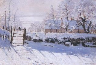 The Magpie Monet