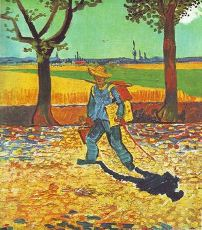 Vicent Van Gogh artist